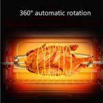 30Contrôle De Température Réglable Du Mini-four L Et 120 Minuterie Trois-Four électrique Layer Multifonctionnel De Cuisson -30L