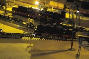 BR78 und BR53 im Betriebswerk