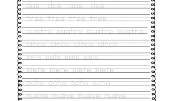 Preschool Math Worksheets Addition Pdf Spanish To English Word Number Matching Worksheet  Miniature  Classification Of Chemical Reactions Worksheet Pdf with 4th Grade Word Problems Worksheets Pdf Spanish Numbers Printable Writing Practice Worksheet Addition Worksheets Kindergarten Printable Pdf