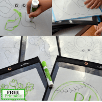 Alphabet Tracing Fun! 26 Image And Letter Tracing Pages