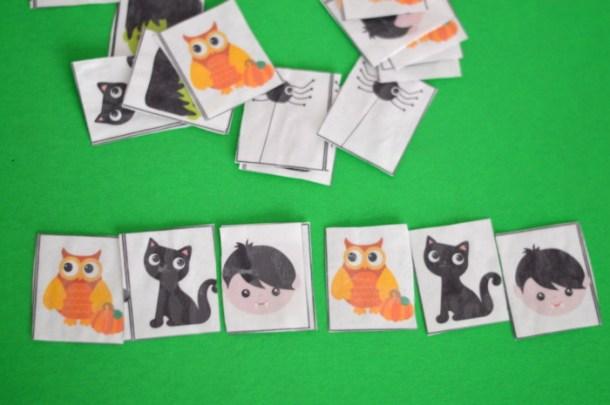 Happy Halloween Printable Preschool and Kindergarten Activity Pack