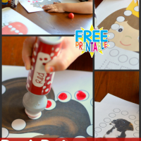 26 Free Printable Preschool Do A Dot Letter Alphabet Word And Image Pictures