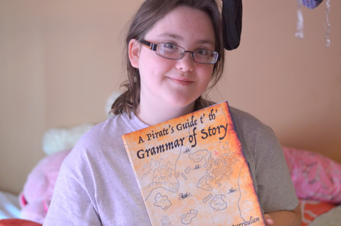 A Pirate's Guide t' th' Grammar of Story: A Creative Writing Curriculum Review
