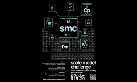 SCALE MODEL CHALLENGE 2019 – Show