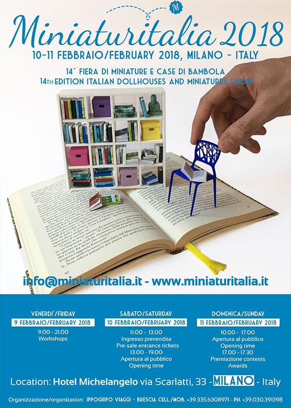 Miniaturitalia 2018