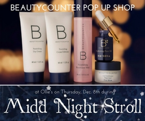 🎁 You're Invited // Beautycounter Pop-Up 🎁
