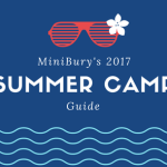 MiniBury's Summer Camp Guide is here!