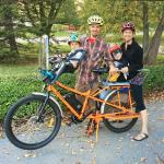 Want To Try A Cargo Bike? Middlebury Now Has An E-Bike Lending Library