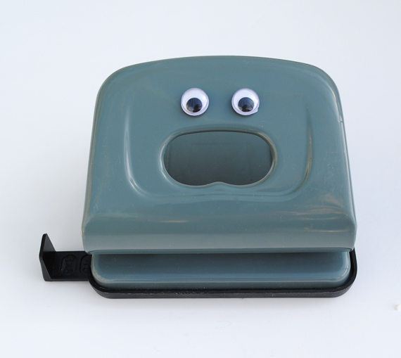 Hungry holepunch