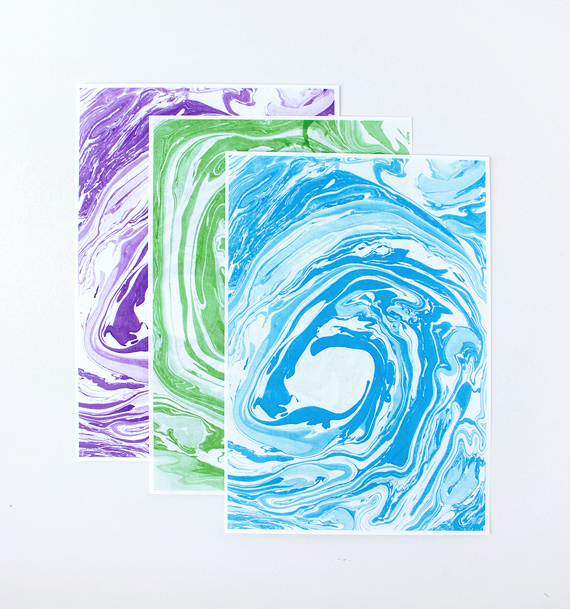 Kate Mini-eco marbled-paper-2