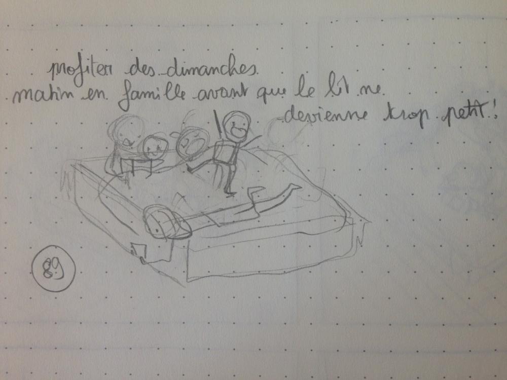 Storyboard, réalisation du storyboard, storyboard de BD, Comment faire un storyboard, vignette, BD, Bande dessinée, croquis rapide, sketch, doodle, minikim, bédéiste, montréal, Québec, Auteur