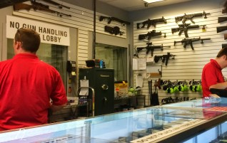 Shooting a gun for real | Seattle
