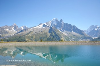 Lac Blanc, the best Day hike in Chamonix with views of Mont Blanc range