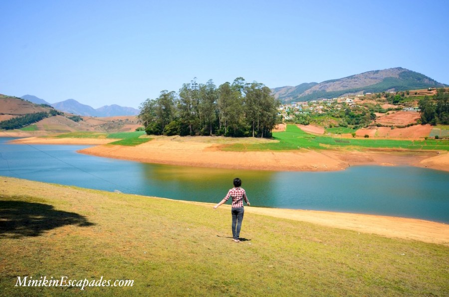 Emerald lake Ooty, a must do