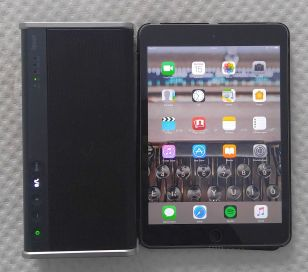 iROAR Go vs. iPad Mini 2