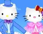 Hello Kitty Evleniyor