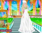 Barbie'nin Victoria Tarzı Gelinliği