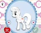 My Little Pony Rarity Tasarımı