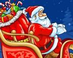 Noel Baba Kızağı