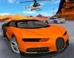 Şehirde Öfkeli Araba Sürüş Simülatörü
