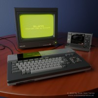 Philips MSX VG-8020 - A look at our digital past