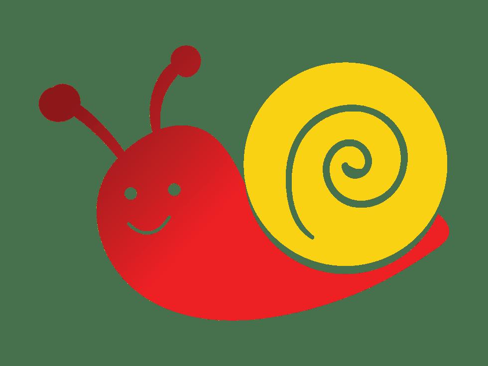 Mini Magoos Snail Logo