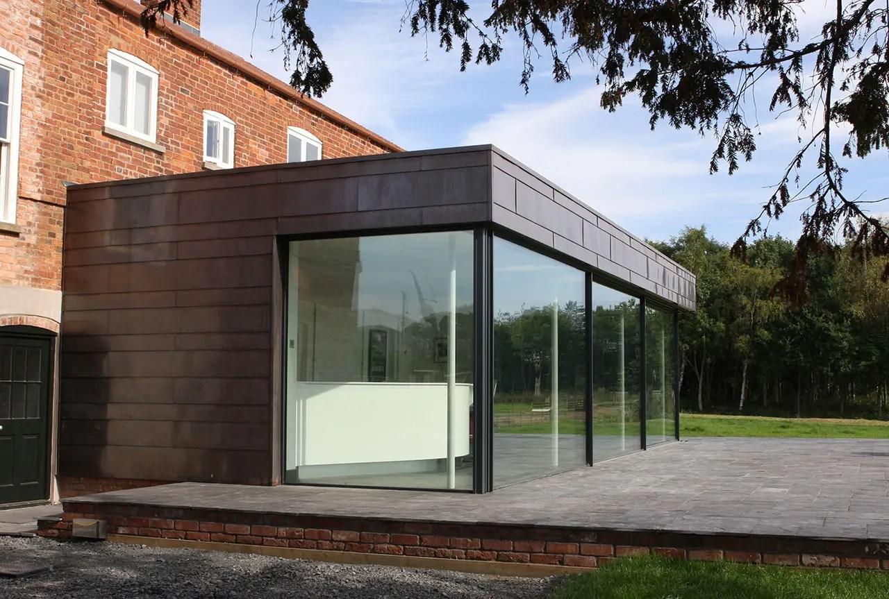 Minimal windows 4 large sliding glass doors by iq glass