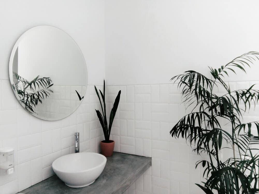 21 minimalist bathroom tips and ideas
