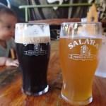 Visiting Salara brewery
