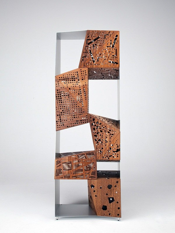 Laser Cut Contemporary Furniture With Unconventional