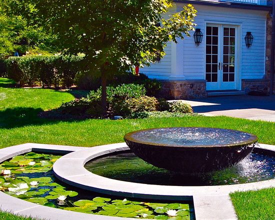 Garden water features - 75 ideas for the design of water oases on Water Feature Ideas For Patio id=86273