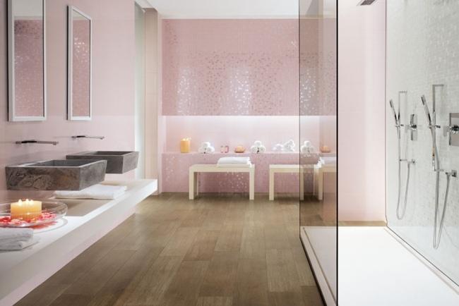 Italian Elegance Wit Glossy Bathroom Tiles By Atlas Concorde