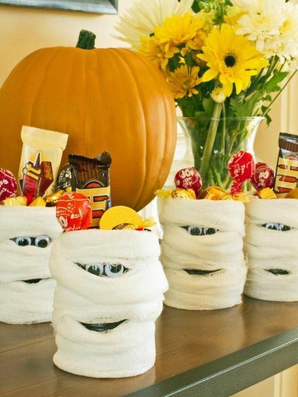 cute halloween trick or treat decoration ideas creative craft ideas