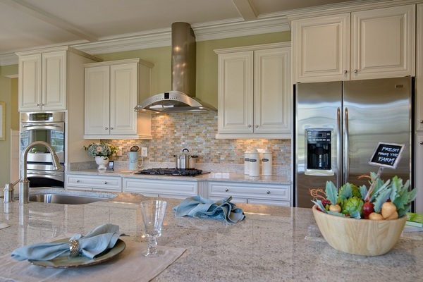 Kashmir White Granite Countertops 25 Ideas For The Kitchen
