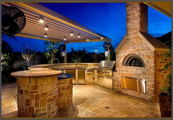 Outdoor pizza oven - a classic oven for perfect culinary ... on Outdoor Patio With Pizza Oven  id=44340