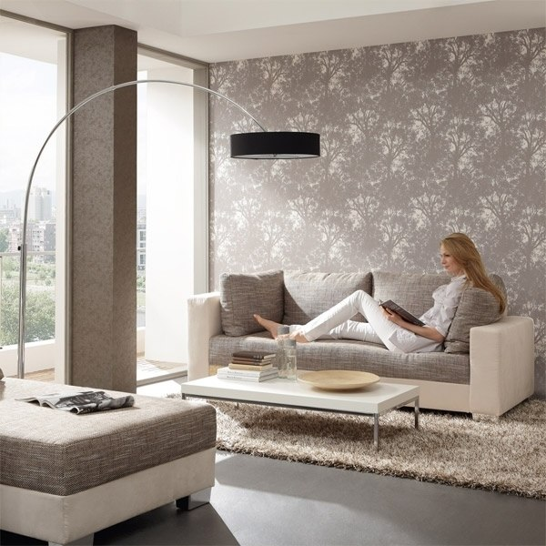 Plain Modern Living Room Wallpaper Ideas For Design In Uk And Decor Part 38