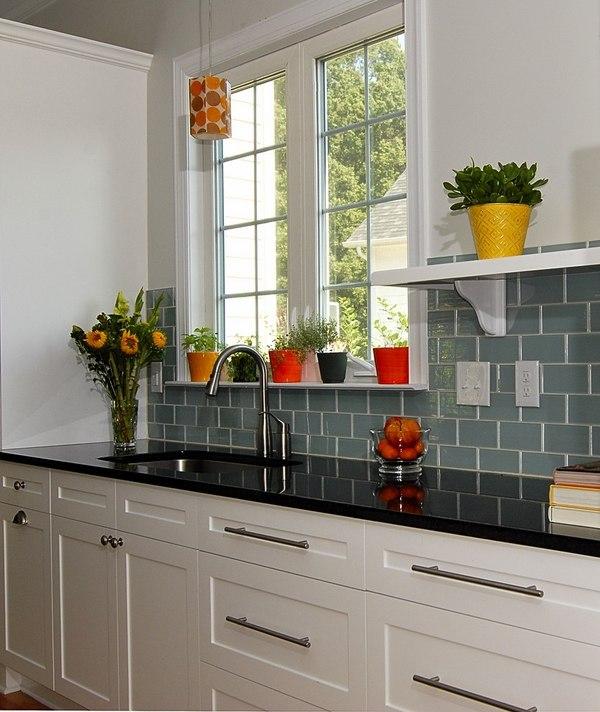 Black pearl granite countertops - choosing a luxury ... on Backsplash For Black Countertop  id=38057