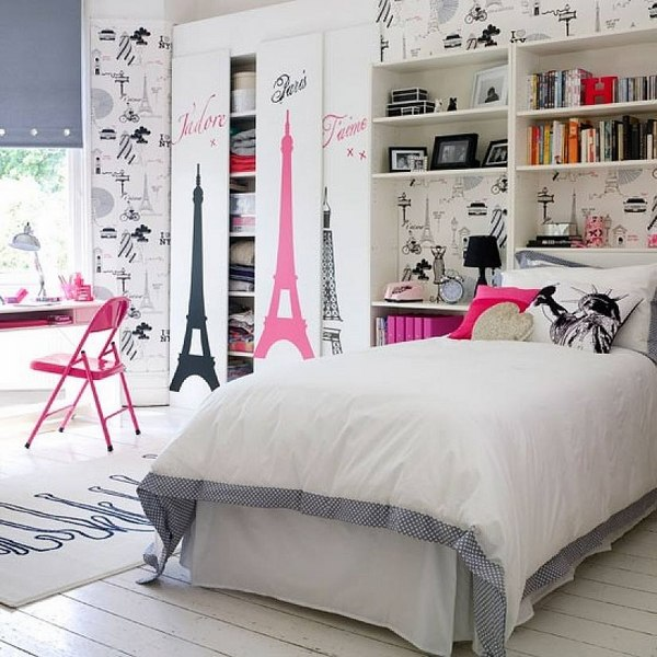 40 teen girls bedroom ideas - how to make them cool and ... on Teen Room Girl  id=38304