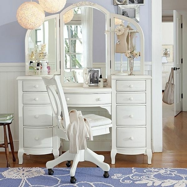 40 teen girls bedroom ideas - how to make them cool and ... on Mirrors For Teenage Bedroom  id=89192