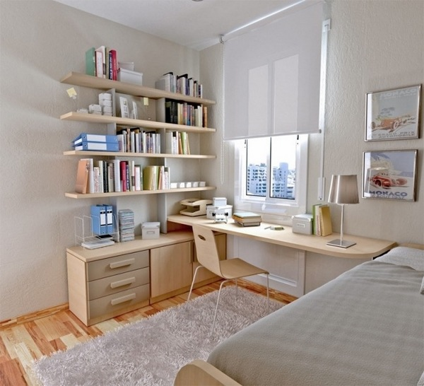 40 teen girls bedroom ideas - how to make them cool and ... on Small Teenage Bedroom  id=61031