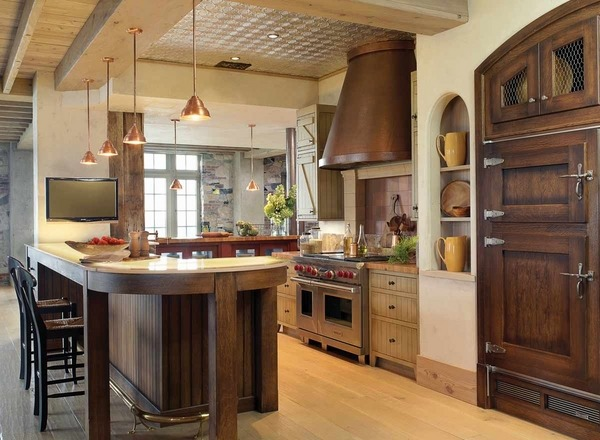 Farm Style Kitchen Ideas