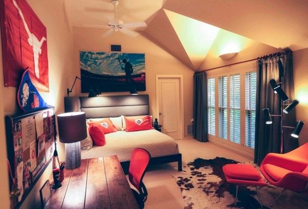 20 Modern teen boy room ideas - useful tips for furniture ... on Beige Teen Bedroom  id=17986