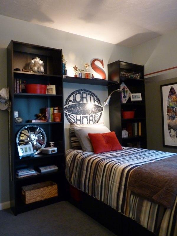 20 Modern teen boy room ideas - useful tips for furniture ... on Small Bedroom Ideas For Teens  id=87661