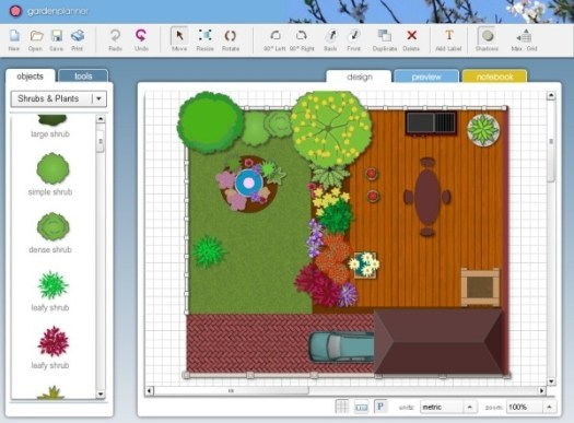 Garden Design Online Tool Garden Design And Garden Ideas