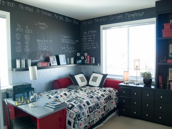 20 Modern teen boy room ideas - useful tips for furniture ... on Teenage Room Colors For Guy's  id=30493