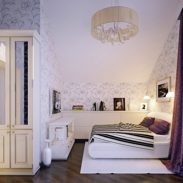 Glamorous and stylish bedroom ideas for teenage girls on Teenage Small Bedroom Ideas  id=75872