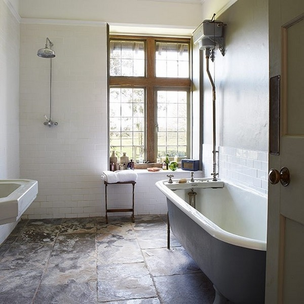 Wet room design ideas - the pros and cons of having a wet room on Wet Room With Freestanding Tub  id=71145