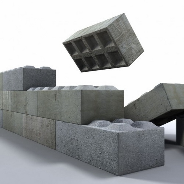 decorative concrete blocks home depot - decorating ideas