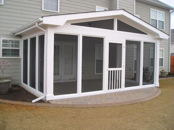 Screen enclosures - enjoy a comfortable outdoor environment on Outdoor Patio Enclosures  id=42161