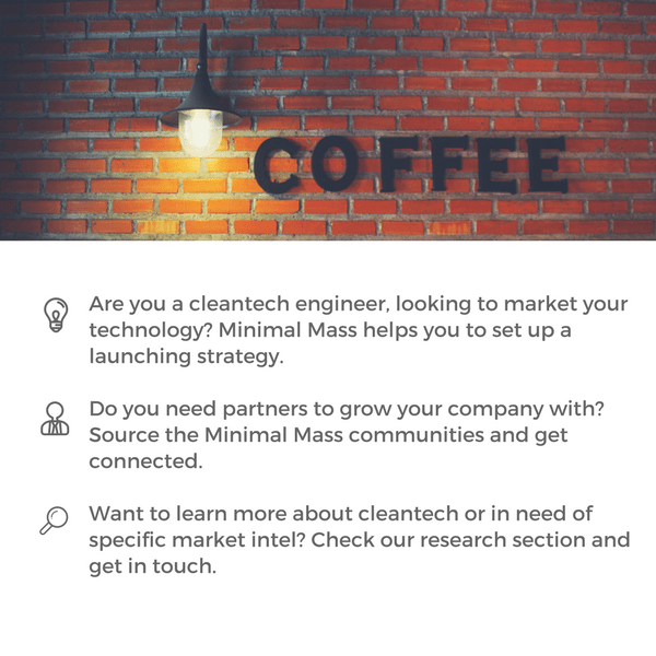 Cleantech strategy consulting